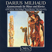 Milhaud: Chamber Music for Winds & Piano by Various Artists