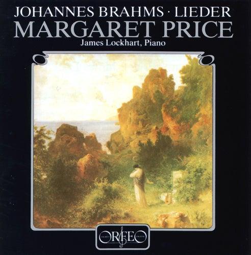 Play & Download Brahms: Lieder by Margaret Price | Napster