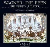 Wagner: Die Feen by Kurt Moll