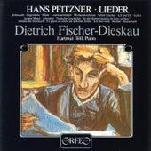 Pfitzner: Lieder by Dietrich Fischer-Dieskau
