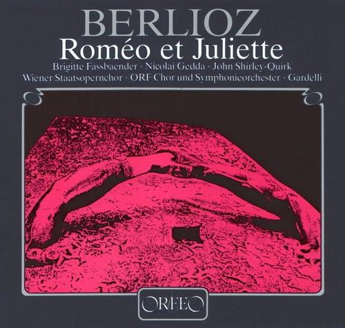 Berlioz: Romeo et Juliette by Brigitte Fassbaender
