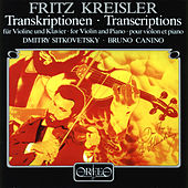 Fritz Kreisler Transcriptions for Violin & Piano by Dmitry Sitkovetsky