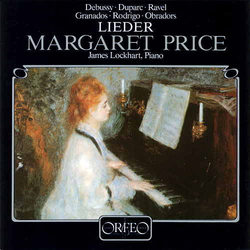 Play & Download Lieder: Margaret Price by Margaret Price | Napster