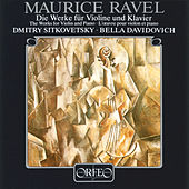 Ravel: The Works for Violin & Piano by Dmitry Sitkovetsky