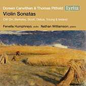Carwithen & Pitfield: Violin Sonatas by Nathan Williamson