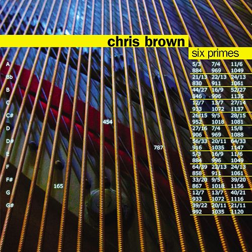 Chris Brown: Six Primes by Chris Brown