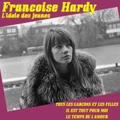 Francoise Hardy, l'idole des jeunes de Francoise Hardy