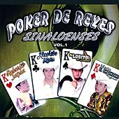 Poker de Reyes Sinaloenses, Vol. 1 by Various Artists