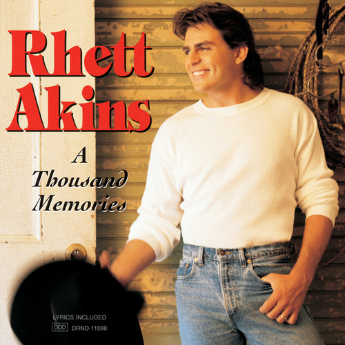 Play & Download A Thousand Memories by Rhett Akins | Napster