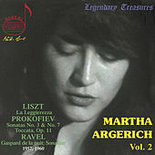 Martha Argerich Live, Vol. 2 by Martha Argerich