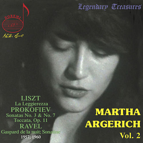 Play & Download Martha Argerich Live, Vol. 2 by Martha Argerich | Napster