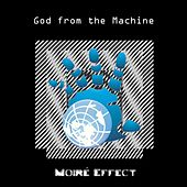 God from the Machine by Moiré Effect
