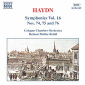 Play & Download Symphonies Nos. 74 to 76 by Franz Joseph Haydn | Napster