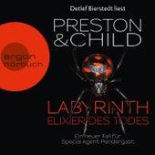 Labyrinth - Elixier des Todes (Ungekürzte Lesung) von Lincoln Child, & Douglas Preston