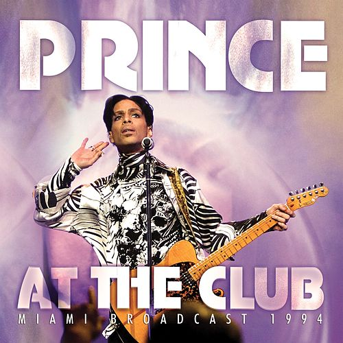 At the Club (Live) von Prince