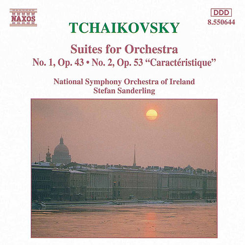 Play & Download Suites Nos. 1 and 2 by Pyotr Ilyich Tchaikovsky | Napster