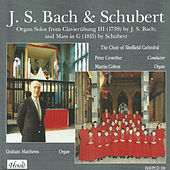 J.S. Bach & Schubert by Peter Crowther