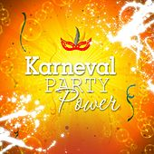 Play & Download Karneval Party Power by Various Artists | Napster