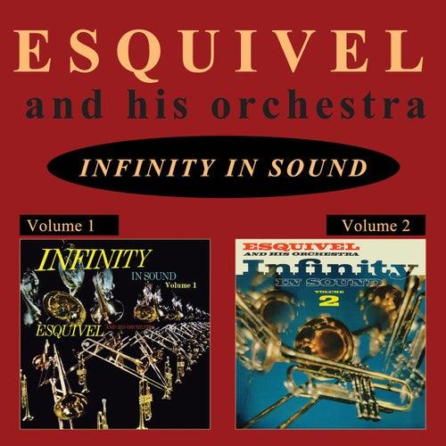Infinity in Sound, Volumes 1 & 2 (Bonus Track Version) by Esquivel