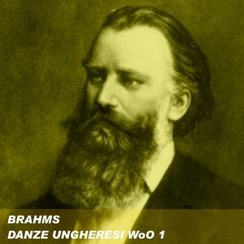 8 Danze ungheresi WoO1 von Berliner Philharmoniker