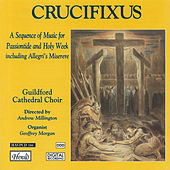 Crucifixus by Geoffrey Morgan