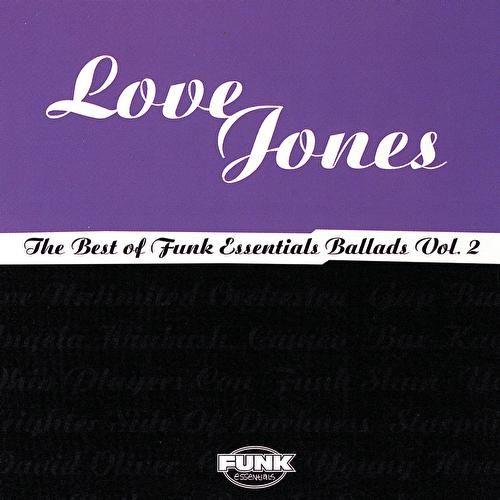Love Jones: The Best Of...Vol. 2 by Various Artists