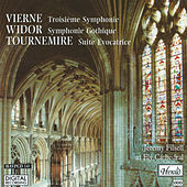 Play & Download Vierne, Widor, Tournemire by Jeremy Filsell | Napster