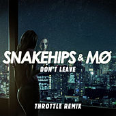 Play & Download Don't Leave (Throttle Remix) by Mø | Napster