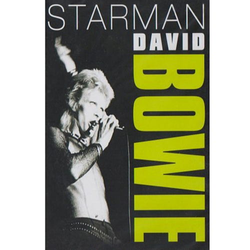 David Bowie: Starman Audio Documentary von Bing Crosby