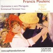 Play & Download Sextuor, Trio, Aubade, Suite Française by Emmanuel Strosser | Napster