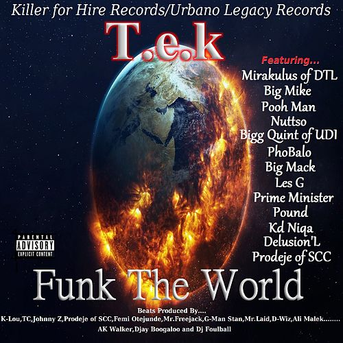 Funk the World by Tek