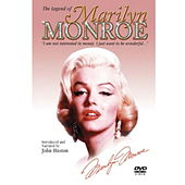 The Legend Of Marilyn Monroe Audio Documentary by Marilyn Monroe
