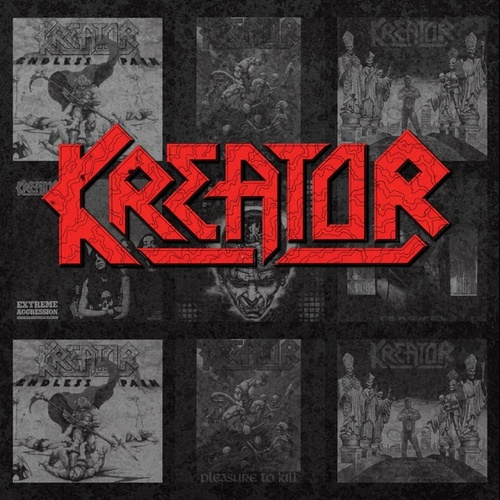 Love Us or Hate Us: The Very Best of the Noise Years 1985-1992 by Kreator