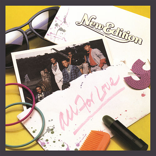 Play & Download All For Love by New Edition | Napster