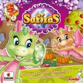 002/Xoros und die bunten Schmetterlinge/Xara und die Drachenblumen von Safiras