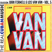 Colección Juan Formell y Los Van Van, Vol. V (Remasterizado) by Los Van Van