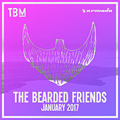 Play & Download The Bearded Friends - January 2017 by Various Artists | Napster