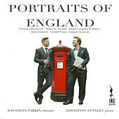 Portraits of England by Jonathan Parkin