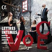 Lettres intimes by Quatuor Voce