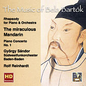 Play & Download Bartók: The Miraculous Mandarin & Music for Piano by Various Artists | Napster