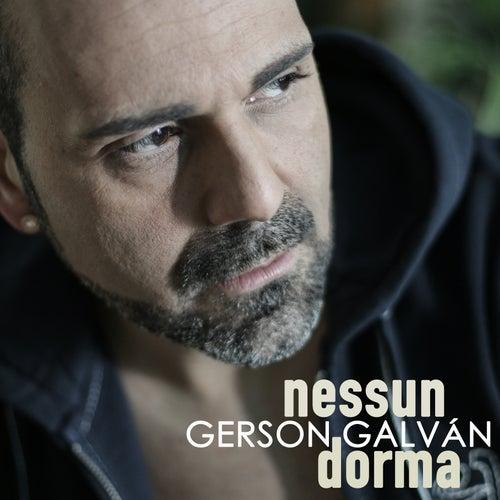 Nessun Dorma by Gerson Galván