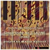 Cinque liriche, P. 108: No. 5, La fine (Arr. for Piano Solo) by Marco Velocci
