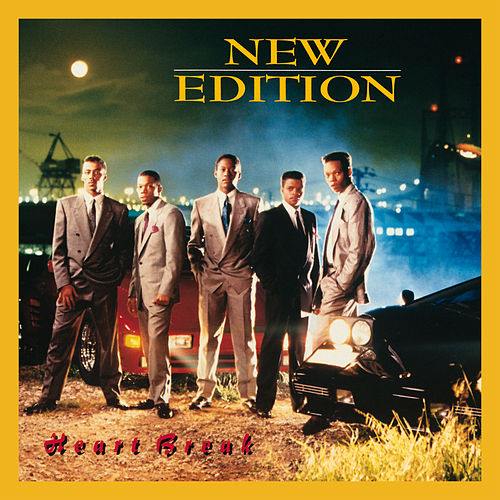 Heart Break (Expanded) by New Edition