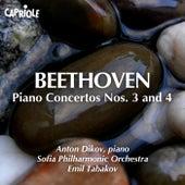 Beethoven: Piano Concertos Nos. 3 & 4 by Anton Dikov