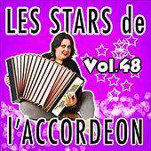Play & Download Les stars de l'accordéon, vol. 48 by Various Artists | Napster