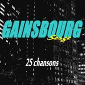 Gainsbourg (25 chansons) von Serge Gainsbourg