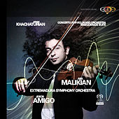 Play & Download Khachaturian: Violin Concerto in D Minor & Masquerade Suite by Various Artists | Napster
