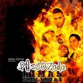 Rimas Exiliadas, Vol. 1 & 2 by Pescozada