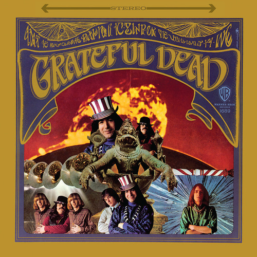 Play & Download The Grateful Dead (50th Anniversary Deluxe Edition) by Grateful Dead | Napster