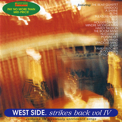 West Side. Strikes Back Vol. IV by Various Artists